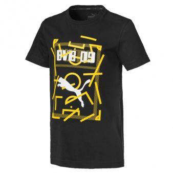 Koszulka Puma Borussia Dortmund DNA Tee 755785 02