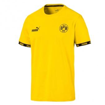 Koszulka Puma Borussia Dortmund Football Culture Tee 755787 01