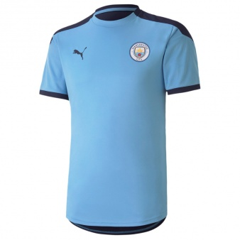 Koszulka Puma Manchester City Training Jersey Team 757878 01