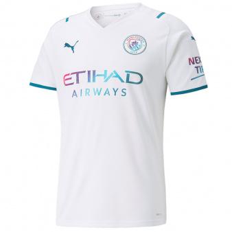 Koszulka Puma Manchester City FC Away Shirt Replica 759211 02