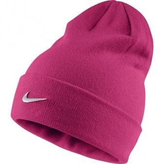 Czapka Nike Y NK Beanie Metal Swosh 825577 616