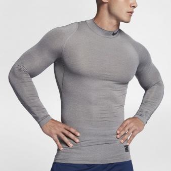 Koszulka Nike M NP TOP LS Comp MOCK 838079 091