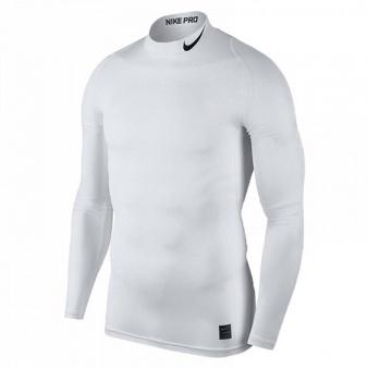 Koszulka Nike M NP TOP LS Comp MOCK 838079 100