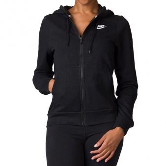 Bluza Nike W NSW Hoodie FZ Flc 853930 010