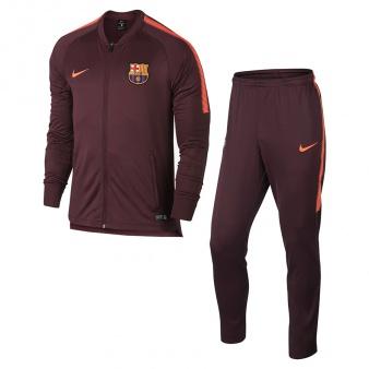Dres Nike FCB M NK Dry SQD TRK Suit 854341 685
