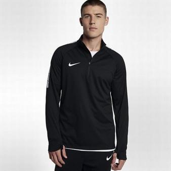 Bluza Nike M NK SHLD SQD Dril Top 888123 010