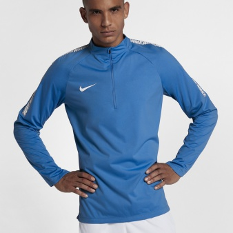 Bluza Nike M NK SHLD SQD Dril Top 888123 481