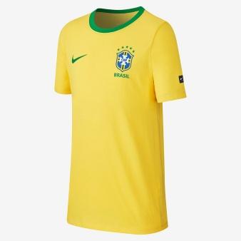 Koszulka Nike Y Brasil CBF 888989 749