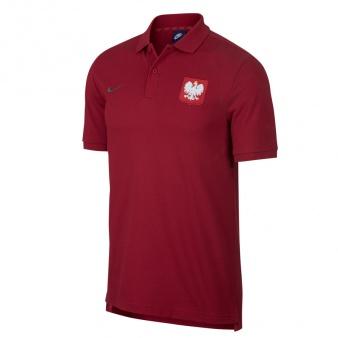 Koszulka Reprezentacji Polski Nike POL M NSW POLO CRE 891482 608