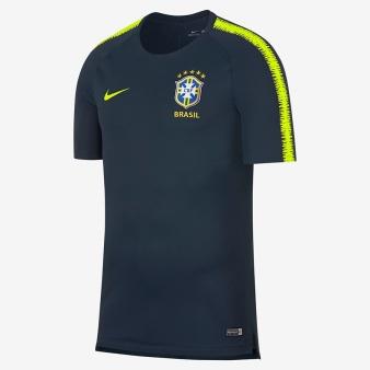 Koszulka Nike Breathe Brasil CBF Squad 893278 454
