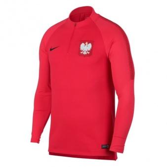 Bluza Reprezentacji Polski DRY SQD DRILM TOP 893346 653
