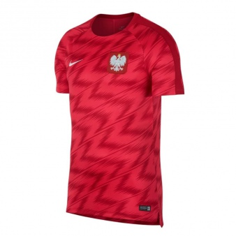 Koszulka Nike Poland M DRY SQUAD Football Top 893365 653