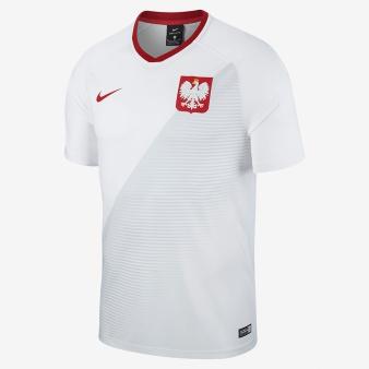Koszulka Reprezentacji Polski Nike FTBL Top SS Home 893891 100