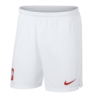 Spodenki Nike Poland POL STADIUM Short Home 893937 100