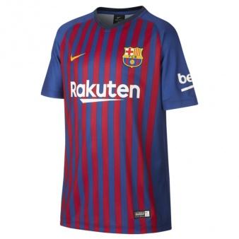 Koszulka Nike FC Barcelona Y NK BRT FTBL Top SS HM 89104 456