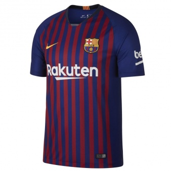 Koszulka Nike Breath FC Barcelona Home Stadium 894430 456