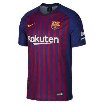 Koszulka Nike FC Barcelona Y NK BRT FTBL Top SS HM 894492 456