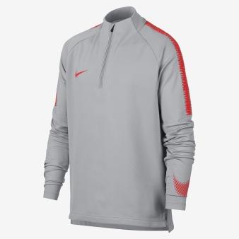 Bluza Nike B NK Dry Sqd Dril Top 18 916125 060