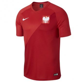 Koszulka Reprezentacji Polski Nike FTBL Top SS Away AA3433 611