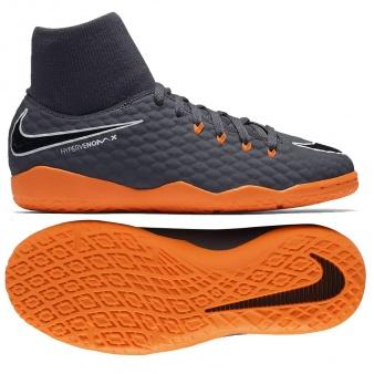 Buty Nike JNR HypervenomX Phantom 3 Academy DF IC AH7291 081-S