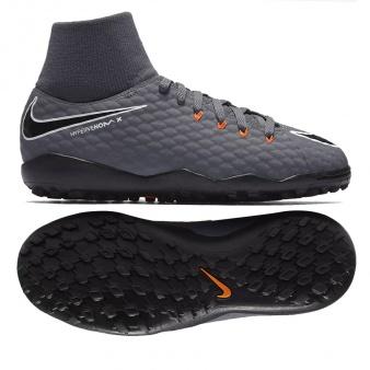 Buty Nike JR Hypervenom PhantomX 3 Academy DF TF AH7293 081-S