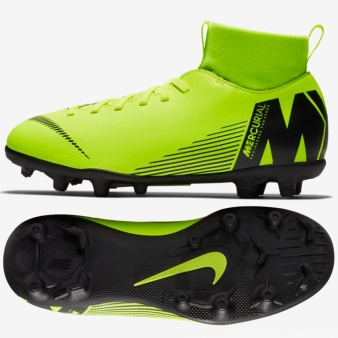 Buty Nike JR Mercurial Superfly 6 Club MG AH7339 701
