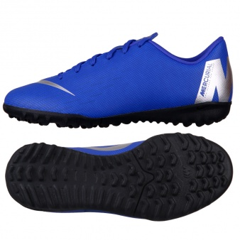 Buty Nike Mercurial JR VaporX 12 Academy GS TF AH7342 400