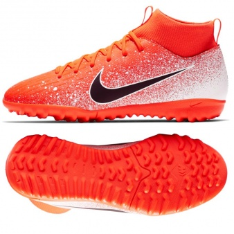 Buty Nike Mercurial JR SuperflyX 6 Academy GS TF AH7344 801