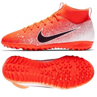 Buty Nike Mercurial JR SuperflyX 6 Academy GS TF AH7344 801