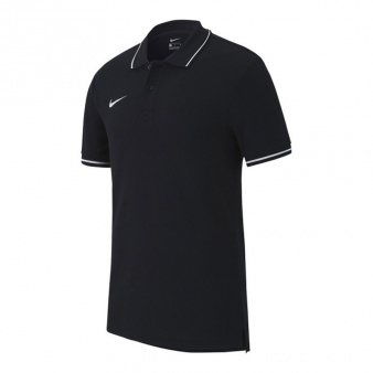 Koszulka Nike Y Polo Team Club 19 SS AJ1546 010
