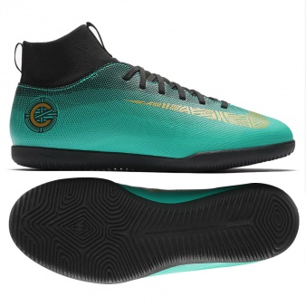 Buty Nike JR Mercurial Superflyx 6 Club CR7 IC AJ3087 390