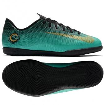Buty Nike JR Mercurial Vaporx 12 Club GS CR7 IC AJ3105 390