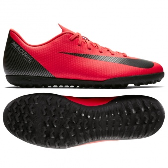 Buty Nike Mercurial VaporX 12 Club CR7 TF AJ3738 600
