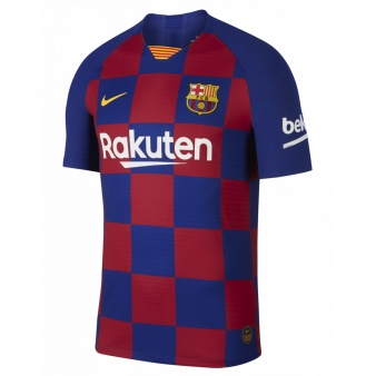 Koszulka Nike FC Barcelona Vapor Match JSY SS Home AJ5257