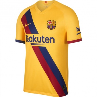 Koszulka Nike FC Barcelona M NK Stadium JSY SS Away AJ5531 728