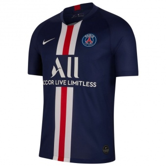 Koszulka Nike PSG Breathe Stadium JSY SS Home AJ5553 411