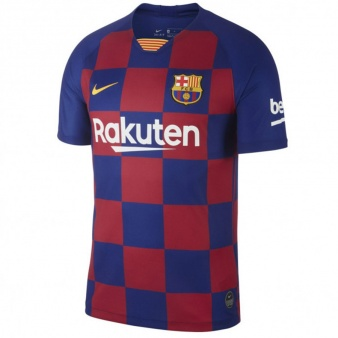 Koszulka Nike Y FC Barcelona Breathe Stadium JSY SS Home AJ5801 457