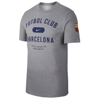 Koszulka Nike FC Barcelona NK Dry Tee Club PRSSN AJ7601 002