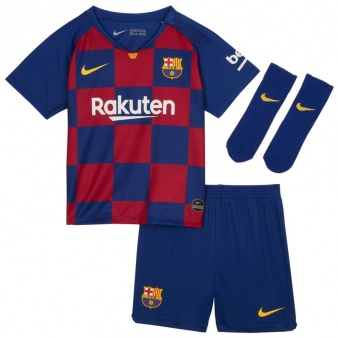 Komplet Nike FC Barcelona I Breathe Kit Home AO3072 456