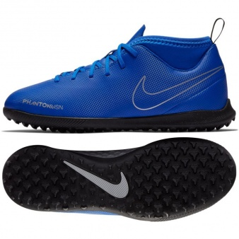 Buty Nike JNR Phantom VSN Club DF TF AO3294 400