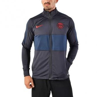 Bluza Nike PSG M NK Dry Strike TRK JKT AO5407 081