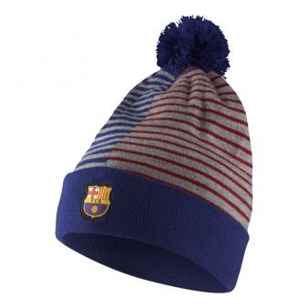 Czapka Nike FC barcelona NK Beanie Stripe AO8589 455