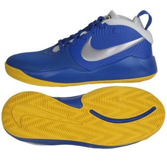 Buty Nike Team Hustle D 9 (GS) AQ4224 404