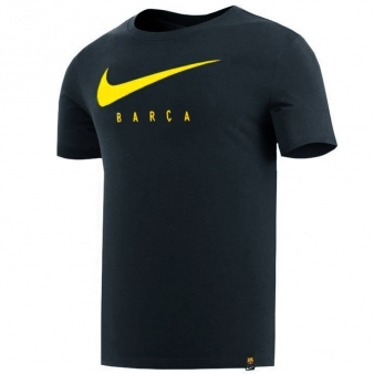 Koszulka Nike FC Barcelona Dry Tee Tr Ground AQ7543 475