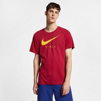 Koszulka Nike FC Barcelona Dry Tee Tr Ground AQ7543 620