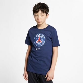 Koszulka Nike Y PSG AQ7859 410