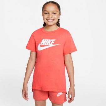 Koszulka Nike Sportswear Big Kids' T-Shirt AR5088 814