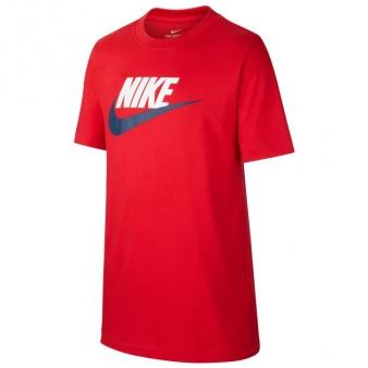Koszulka Nike B NSW TEE DPTL BASIC FUTURA AR5252 659