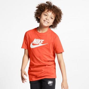 Koszulka Nike Sportswear Big Kids' Cotton AR5252 842