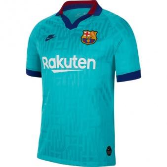 Koszulka FC Barcelona M NK BRT Stadium JSY SS 3R AT0029 310